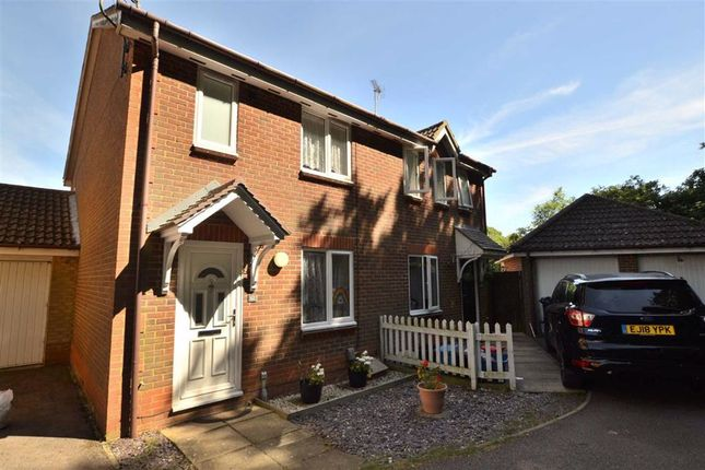 Thumbnail End terrace house to rent in Tamar Close, Great Ashby, Stevenage, Herts
