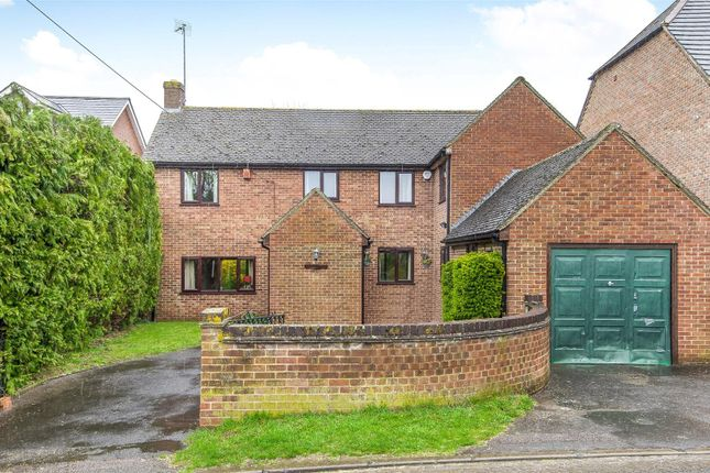 Thumbnail Detached house for sale in Trinder Road, Wantage