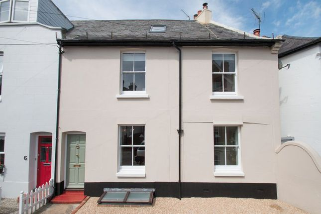Thumbnail Terraced house for sale in Caledonian Road, Chichester