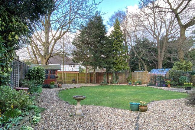 Rear Garden of Sycamore Road, Farnborough, Hampshire GU14