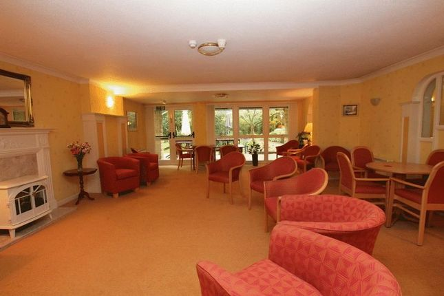 Residents Lounge of Homegarth House, Leeds LS8
