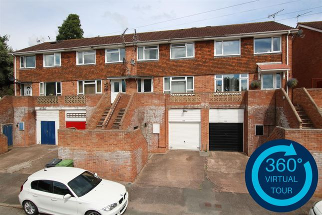 Thumbnail Terraced house to rent in Chancellors Way, Beacon Heath, Exeter