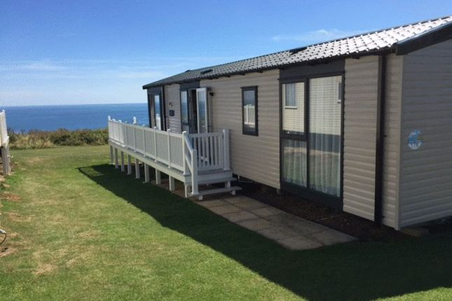 2 bed lodge for sale in Devon Cliffs, Sandy Bay, Exmouth