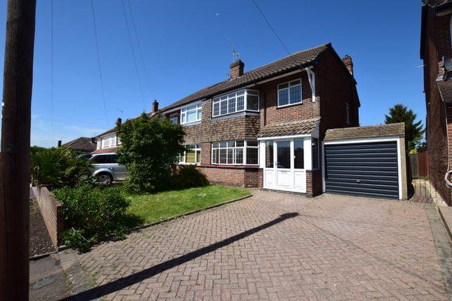 Thumbnail Property to rent in Maplecroft Lane, Nazeing, Waltham Abbey