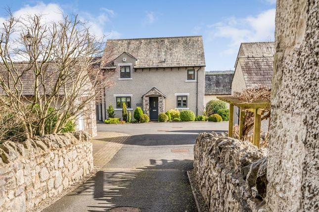 Thumbnail Link-detached house for sale in Hill Top Close, Yealand Redmayne, Carnforth