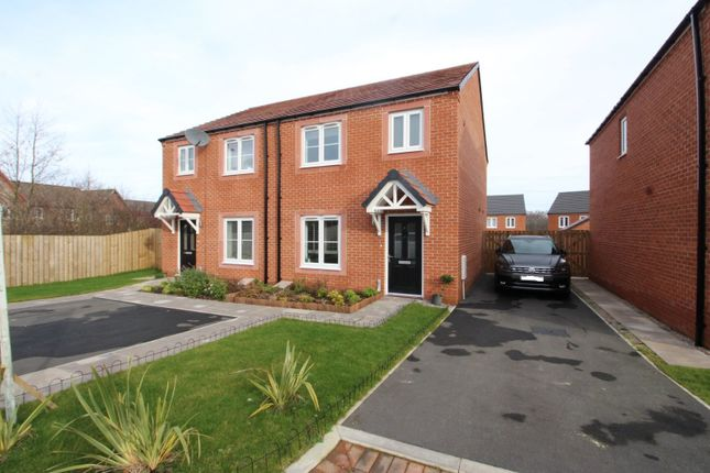3 bedroom semi-detached house for sale in Marion Close, Carlisle, Cumbria