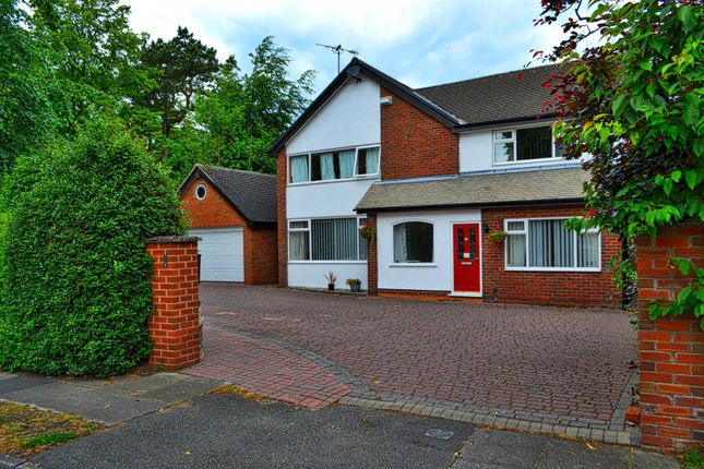 Thumbnail Detached house for sale in Chancery Lane, Alsager