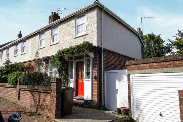Thumbnail Semi-detached house for sale in Hopwood Gardens, Southborough, Tunbridge Wells