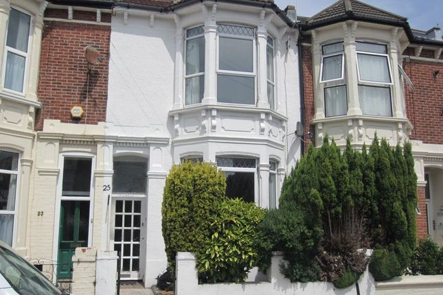Thumbnail Property to rent in Herbert Road, Southsea