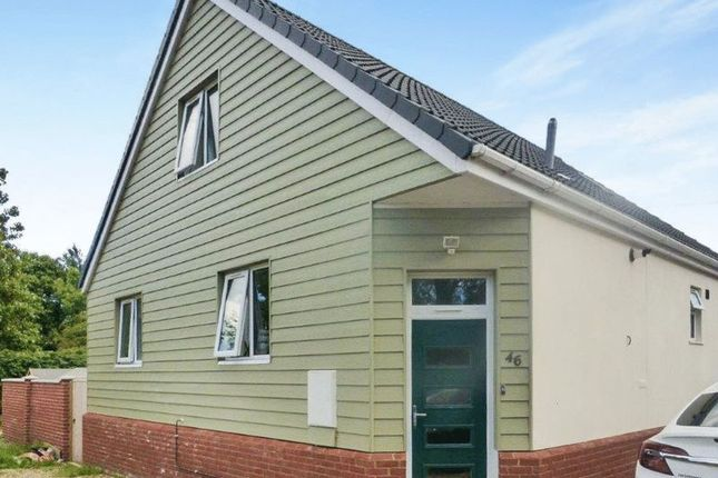 Thumbnail Detached house for sale in Heath Road, Lowestoft