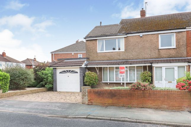 Thumbnail Semi-detached house for sale in Springhill Road, Wednesfield, Wolverhampton