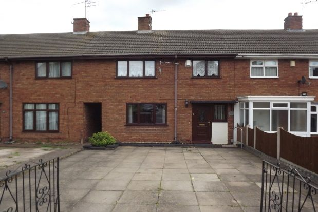 Thumbnail Property to rent in West Way, Stafford