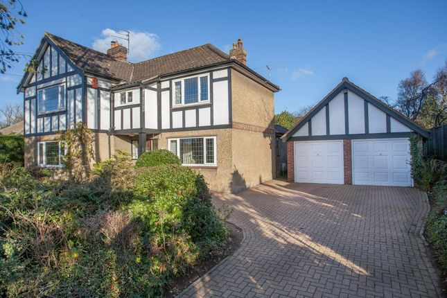 Thumbnail Detached house for sale in Horning Road West, Hoveton, Norwich