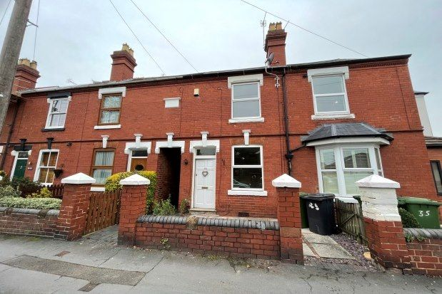 2 bed terraced house to rent in Leswell Street, Kidderminster DY10