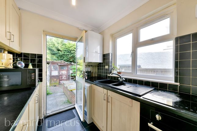Thumbnail Semi-detached house for sale in Burleigh Avenue, Wallington