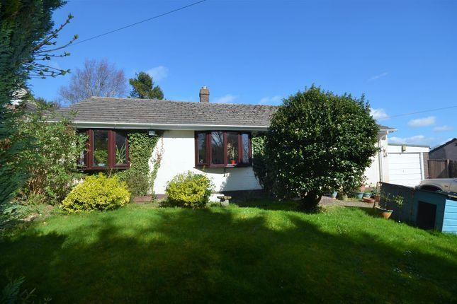 Thumbnail Detached bungalow for sale in Milton Road Close, Milborne St. Andrew, Blandford Forum