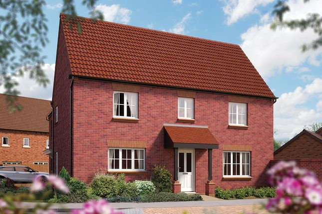 "Thumbnail Semi-detached house for sale in ""The Montpellier"" at Nottinghamshire, Edwalton"