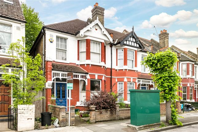Thumbnail End terrace house for sale in Links Road, Tooting Broadway, London