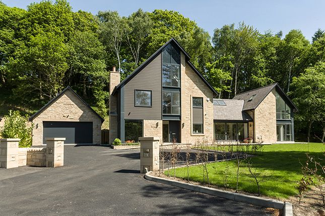Thumbnail Detached house for sale in East Glade, Marchburn Lane, Riding Mill, Northumberland