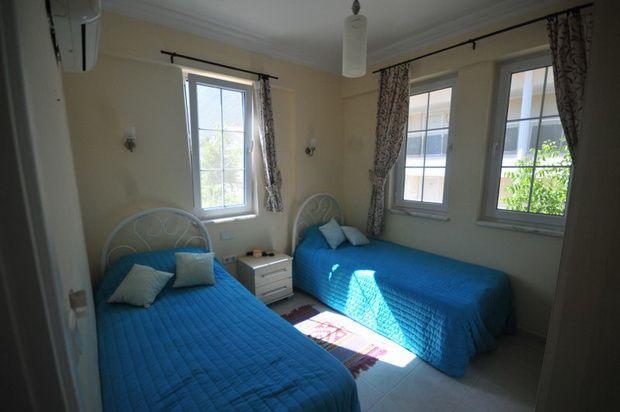 Bedroom Two of Central Hisaronu (Oludeniz), Fethiye, Muğla, Aydın, Aegean, Turkey