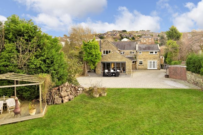 Thumbnail Detached house for sale in New Mill Road, Holmfirth, Huddersfield