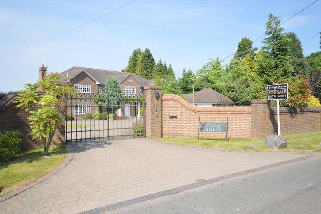 6 bedroom detached house for sale in Babylon Lane, Lower Kingswood, Tadworth