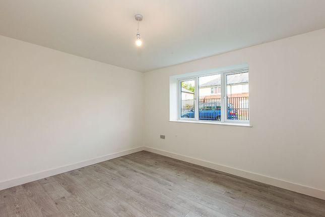 Bedroom of Samuel Street, Preston PR1