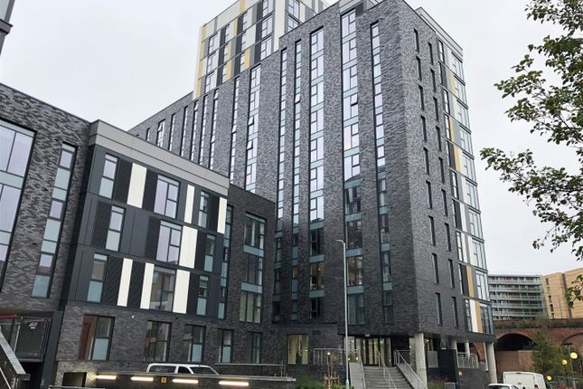 Front of Woden Street, Salford M5