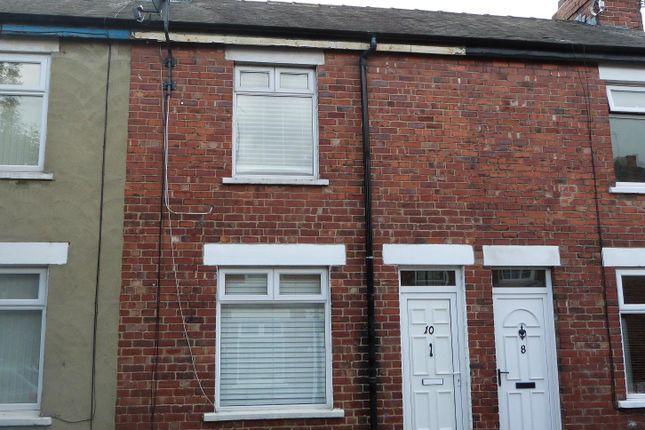 Thumbnail Terraced house to rent in Mafeking Street, Harrogate