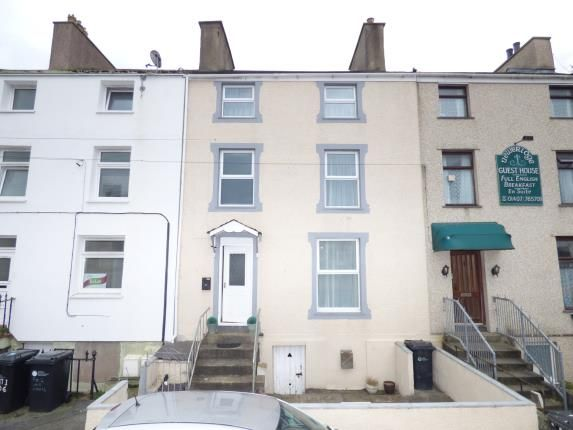 Thumbnail Terraced house for sale in London Road, Holyhead, Sir Ynys Mon