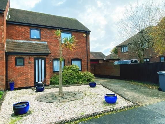 Thumbnail Semi-detached house for sale in Throop, Bournemouth, Dorset