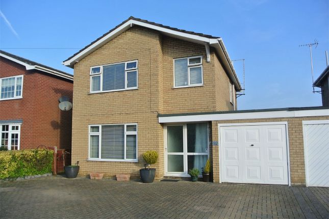 3 bed detached house for sale in Stephenson Way, Bourne, Lincolnshire