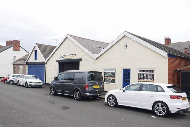 Thumbnail Commercial property for sale in Volksentre Ltd, 47-51 Goschen Street, Blyth