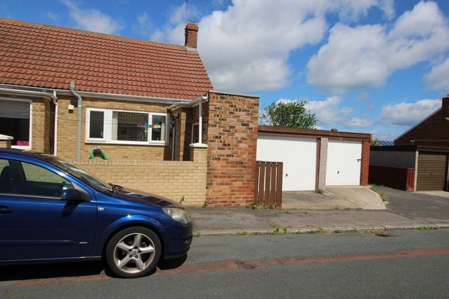 Thumbnail Bungalow for sale in Hexham Avenue, Seaham
