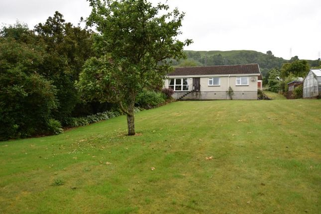 3 bed detached bungalow for sale in Manse Road, Killin FK21