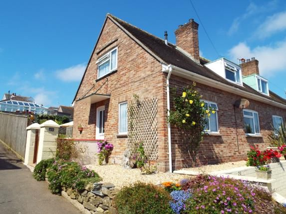 Thumbnail End terrace house for sale in Salcombe, Devon