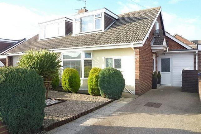 Semi-detached bungalow for sale in Dereham Road, Seaton Sluice, Whitley Bay