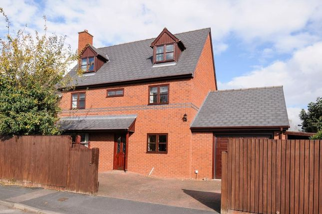 Thumbnail Detached house for sale in Whitecross, Hereford