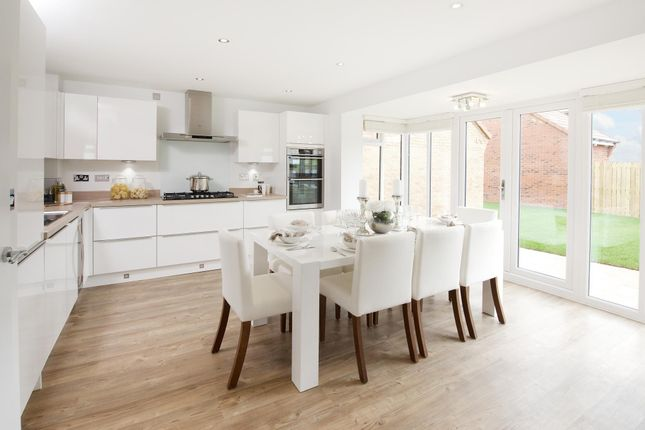 """Thumbnail Detached house for sale in """"Millford"""" at Langaton Lane, Pinhoe, Exeter"""