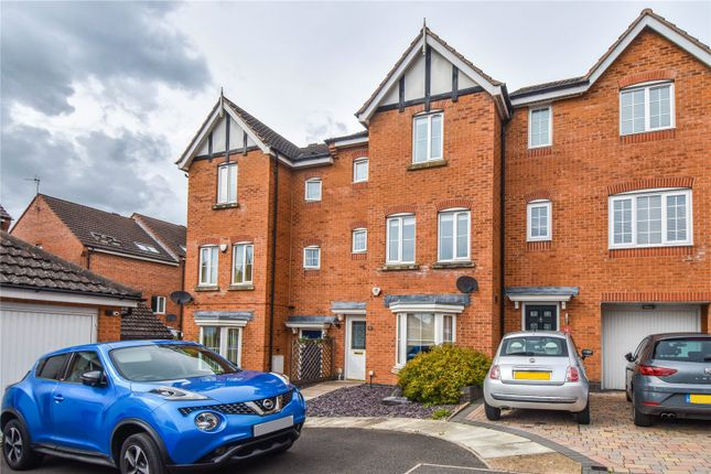 Thumbnail Terraced house for sale in Marlgrove Court, Marlbrook, Bromsgrove