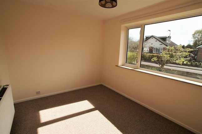 Bedroom Two of Lea Avenue, Goostrey, Crewe CW4