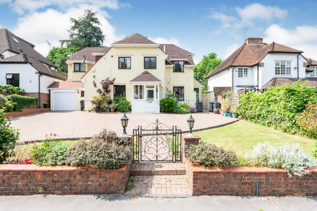 Thumbnail Detached house for sale in Croham Valley Road, South Croydon