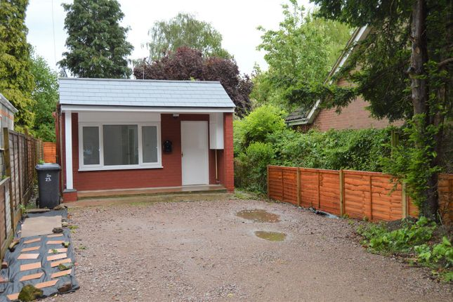 Thumbnail Bungalow to rent in Dunsmore Avenue, Hillmorton, Rugby
