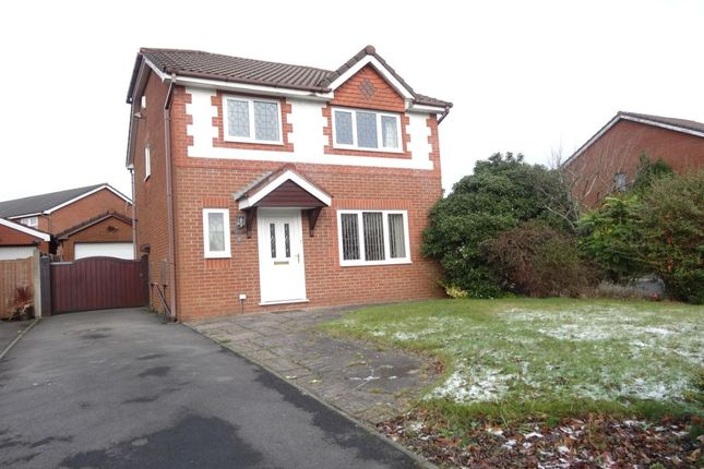 3 bed detached house for sale in Redsands Drive, Fulwood, Preston