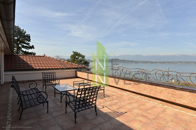 Thumbnail Villa for sale in Cologny, Switzerland