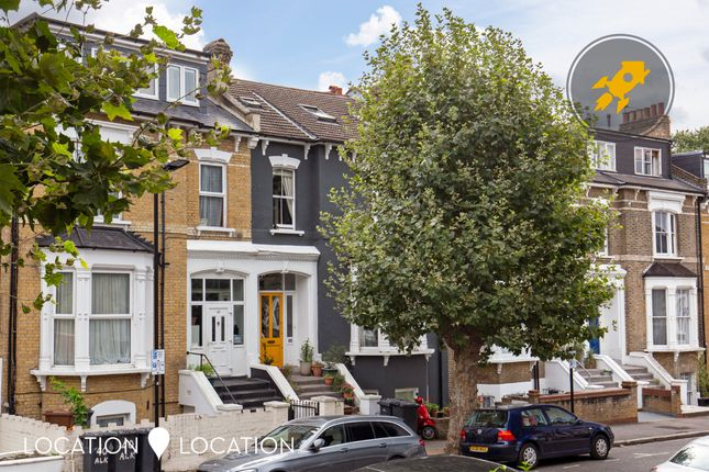 Thumbnail Maisonette for sale in Alkham Road, London