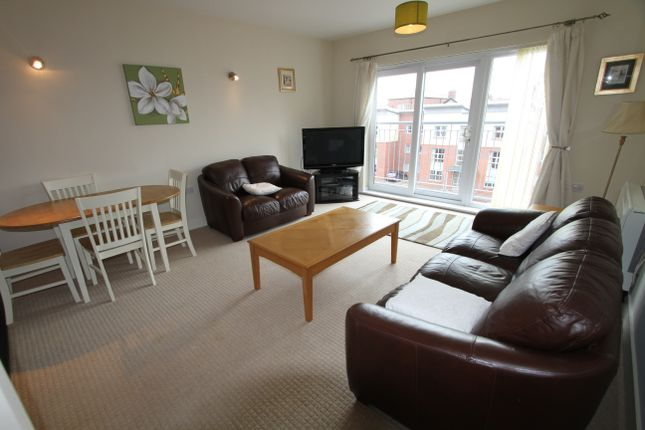 Thumbnail Flat to rent in Queens Road, Chester, Cheshire