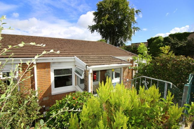 Thumbnail Terraced bungalow for sale in Sunningdale Road, Saltash