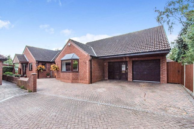 Thumbnail Bungalow for sale in Hatchell Drive, Bessacarr, Doncaster