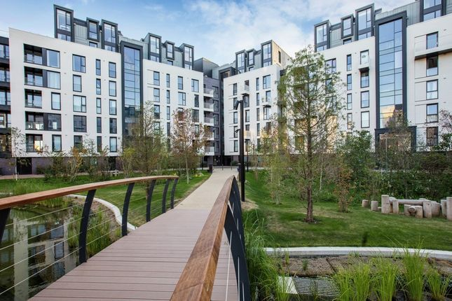 Thumbnail Flat for sale in New Garden Quarter, Penny Brookes Street, Stratford
